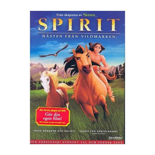 Spirit-Hästen Från Vildmarken