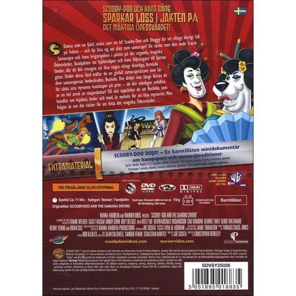 Scooby Doo Och Samurajsvärdet
