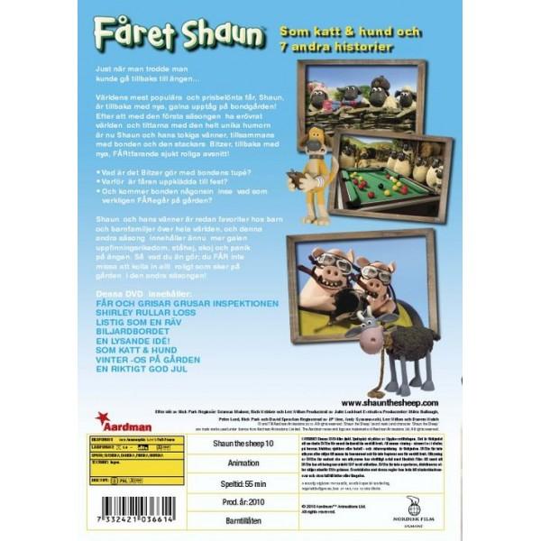 Fåret Shaun Del 10