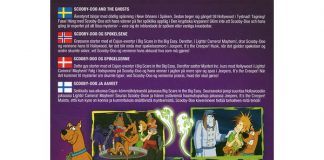 Scooby Doo And The Ghosts