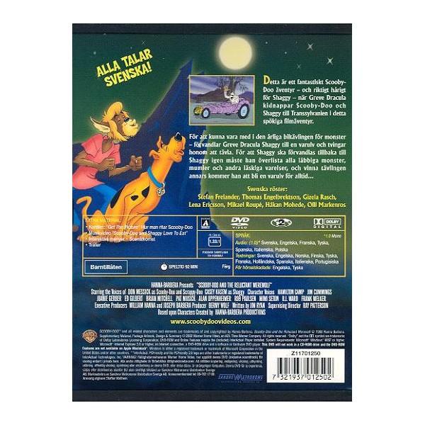 Scooby Doo och Den Motvillige Varulven