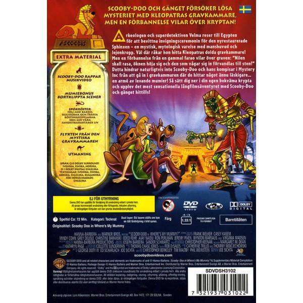 Scooby Doo och Kleopatras Förbannelse