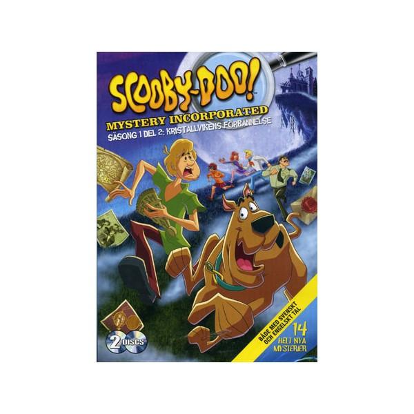 Scooby Doo och Kristallvikens Förbannelse