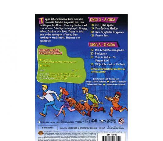 Scooby Doo Where Are You Andra Säsongen