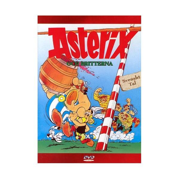 Asterix Och Britterna