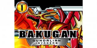 Bakugan Gundalian Invaders 1