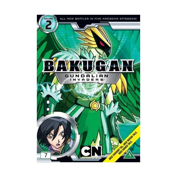 Bakugan Gundalian Invaders 2