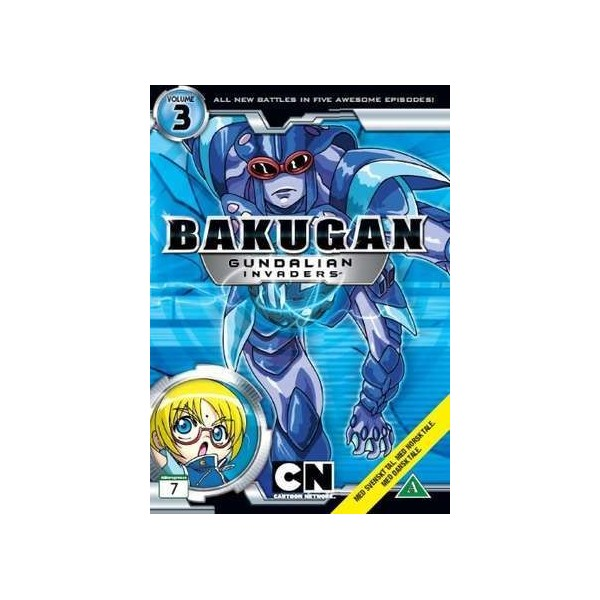 Bakugan Gundalian Invaders 3