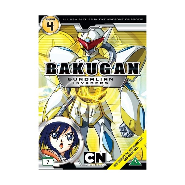 Bakugan Gundalian Invaders 4