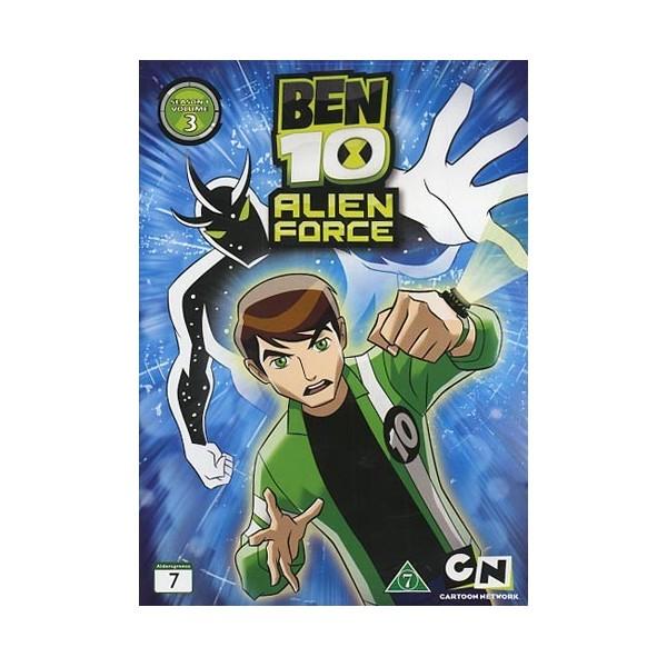 Ben 10 Alien Force S1 V1