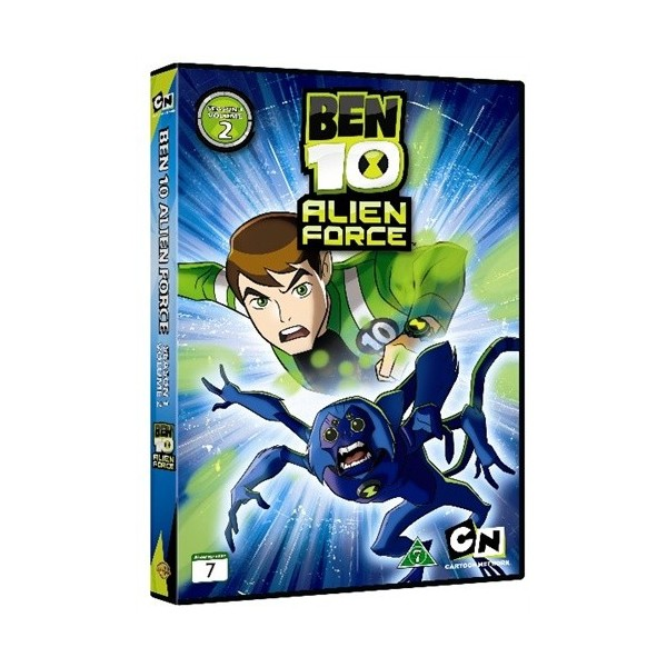 Ben 10 Alien Force/S1 V2