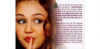 Hannah Montana: En stjärnas hemlighet