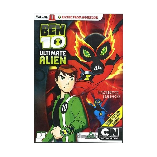 Ben 10 Ultimate Alien S1 V1
