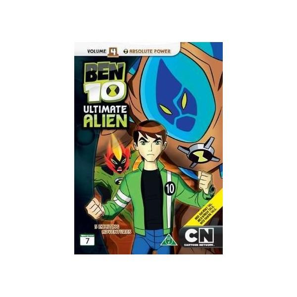 Ben 10 Ultimate Alien S1 V4