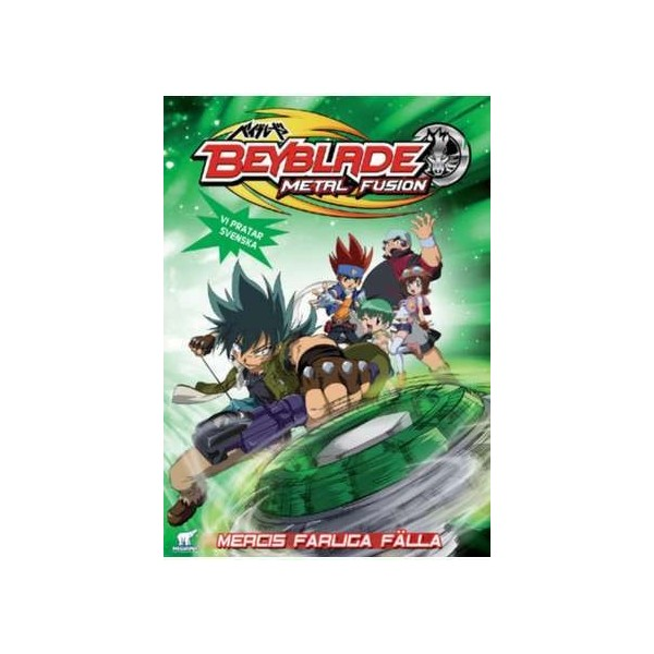 Beyblade Metal Fusion Vol 2