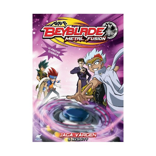 Beyblade Metal Fusion Vol 3