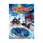 Beyblade Metal Fusion Vol 1