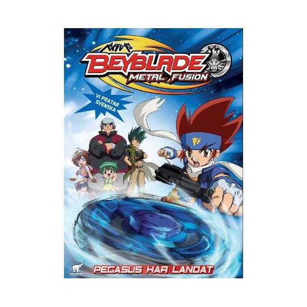 Beyblade Metal Fusion Vol 1