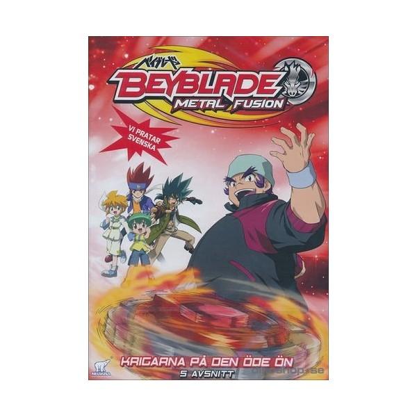 Beyblade Metal Fusion Vol 5
