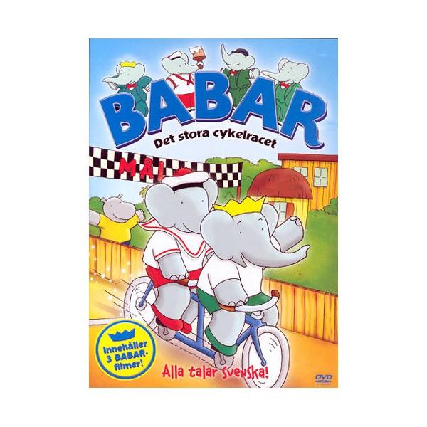 Babar och det stora cykelracet