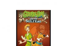 Scooby Doo and the skeletons
