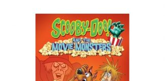 Scooby Doo and the movie monsters
