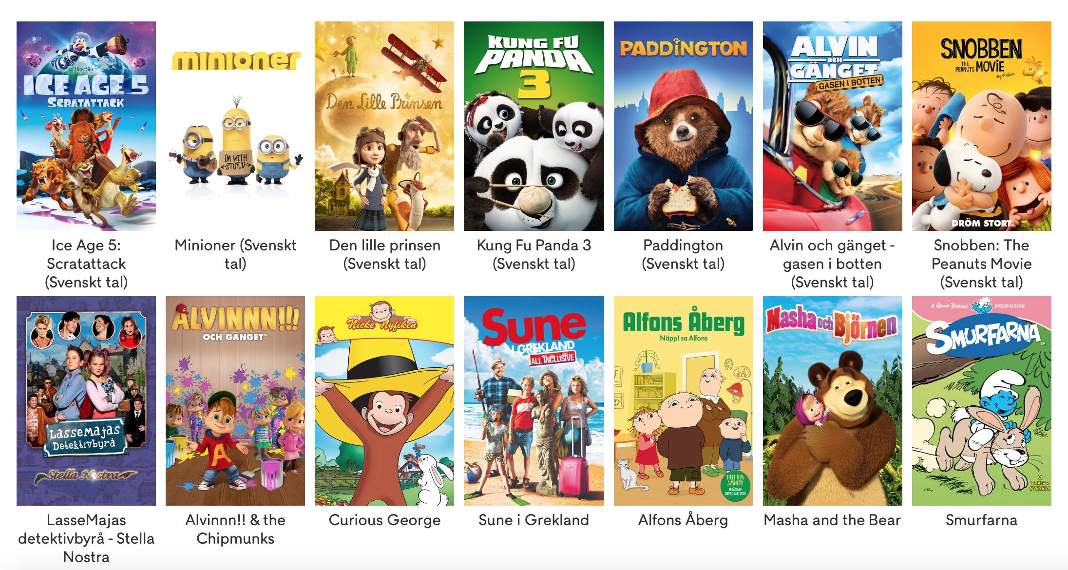 Barnfilmer Gratis Självklart Helt Lagligt Så Här Fixar Du Det